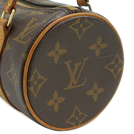 Louis Vuitton(루이비통) M51389 모노그램 캔버스 미니 파필론19 토트백 이미지5 - 고이비토 중고명품
