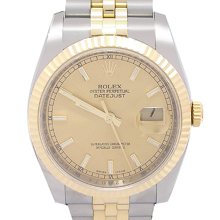 Rolex(�η���) 116233 18K �� DATEJUST(������Ʈ) ������ �ð�