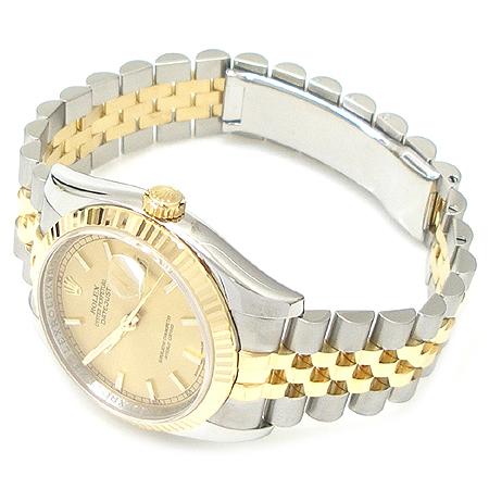 Rolex(로렉스) 116233 18K 콤비 DATEJUST(데이저스트) 남성용 시계