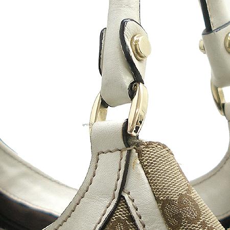 Gucci(구찌) 189835 GG 로고 쟈가드 금장 D링 숄더백