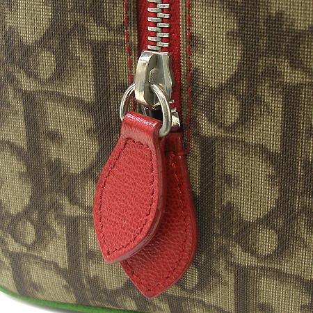 Dior(크리스챤디올) PVC 로고 삼색 스티치 보스톤 토트백[인천점]
