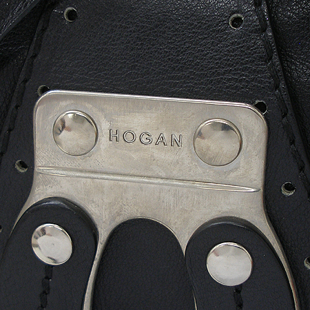 HOGAN(호간) 로고 호보 숄더백