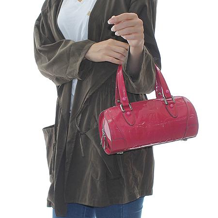 Louis_Quatorze 핑크 페이던트 토트백 [강남본점] 이미지6 - 고이비토 중고명품