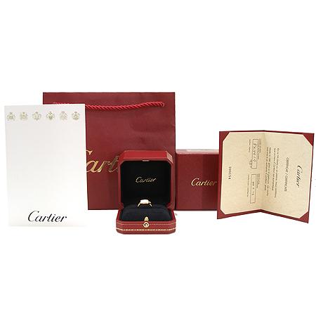 Cartier(��쿡) B4089248 18K(750) ��ũ ��� 1����Ʈ ���̾�  �ڰ� ��� (TORTUE) �Ƕ� ����