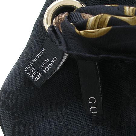 Gucci(구찌) 155563 GG 로고 자갸드 스카프 장식 숄더백 이미지5 - 고이비토 중고명품
