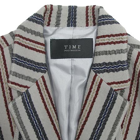 Time(타임) 실크혼방 자켓