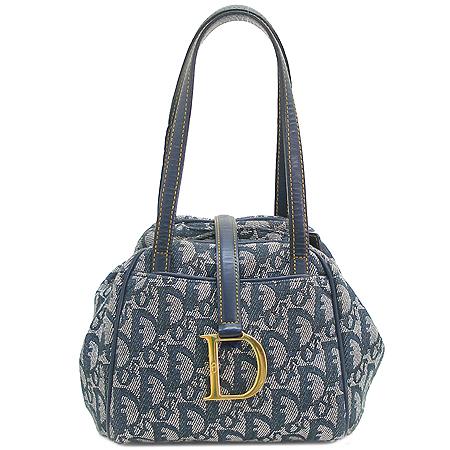 Dior(크리스챤디올) 로고 패브릭 토트백