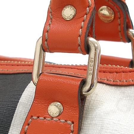 Gucci(구찌) 190257 GG 로고 PVC 보스톤 토트백 이미지4 - 고이비토 중고명품
