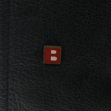 Bally(발리) RANDI 블랙 래더 로고 장식 미니 숄더백 이미지4 - 고이비토 중고명품