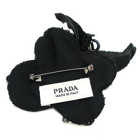 Prada(프라다) 비쥬 장식 브롯지