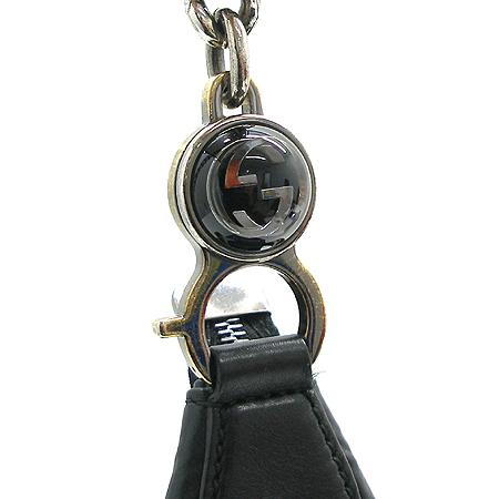 Gucci(구찌) Gucci(구찌) 228560 BCC8X 검정 레더 숄더겸 크로스 백