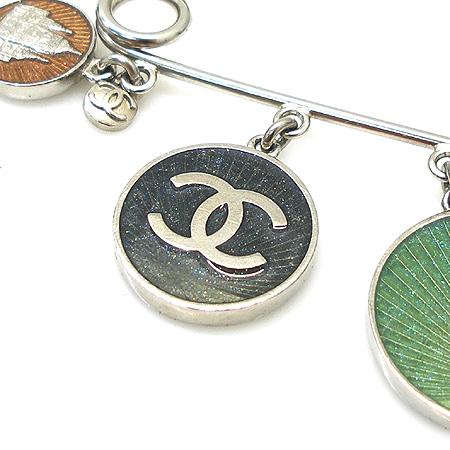 Chanel(샤넬) COCO 참 장식 옷핀 브롯지