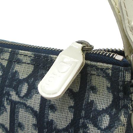 Dior(크리스챤디올) 로고 PVC 새들 숄더백