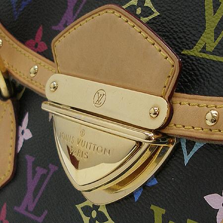 Louis Vuitton(루이비통) M40202 모노그램 캔버스 멀티 컬러 블랙 비버리 GM 토트백 [부산본점]