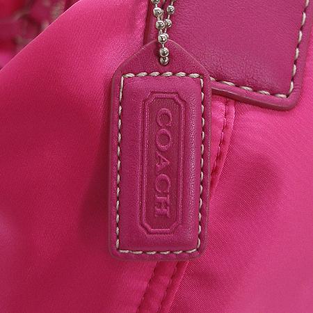 Coach(코치) 1892 원 포켓 패브릭 호보 숄더백[부천 현대점]
