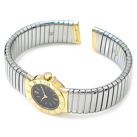 Bvlgari(불가리) BB19 2TS 투보가스 스틸밴드 콤비 여성용 시계  [인천점]