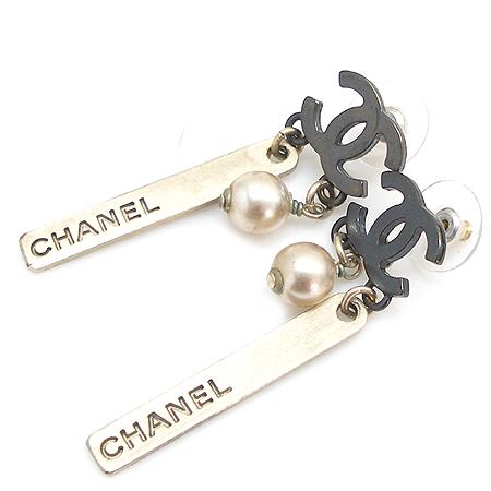 Chanel(샤넬) 엔틱 장식 귀걸이