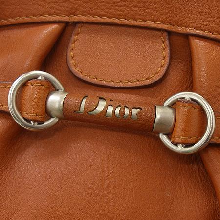 Dior(크리스챤디올) 카멜 래더 마이 디올 토트백