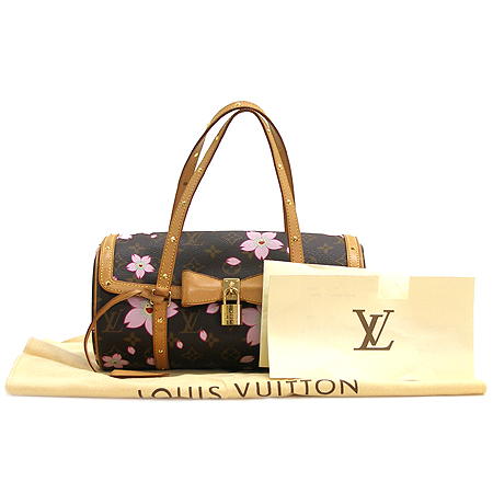 Louis Vuitton(루이비통) M92009 모노그램 체리블라섬 빠삐용 토트백
