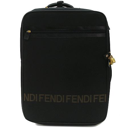 Fendi(펜디) 이니셜 로고 패브릭 캐리어