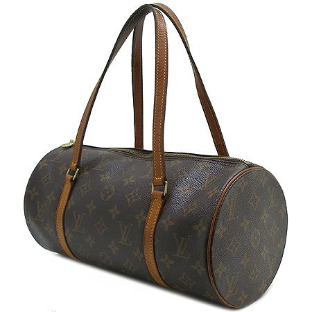Louis Vuitton(루이비통) M51385 모노그램 캔버스 파필론 30 토트백 + 보조파우치 이미지3 - 고이비토 중고명품