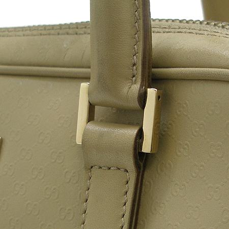 Gucci(구찌) 200047 은장 로고 장식 투 포켓 미니 토트백