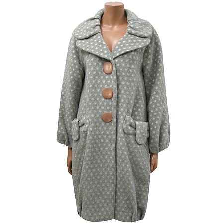 SATIN(사틴) 라마 코트