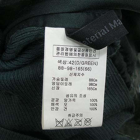 O'2nd(오즈세컨) 양가죽자켓 (양가죽 100 / 배색:실크100)