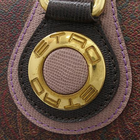 Etro(에트로) 1A409 페이즐리 금장 로고 장식 토트 겸 숄더백 [부천 현대점]
