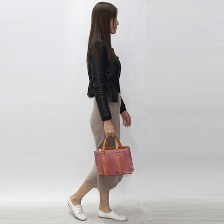 Celine(셀린느) 블라종 스웨이드 래더 트리밍 쇼퍼 토트백 [강남본점] 이미지7 - 고이비토 중고명품