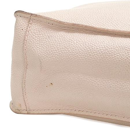Chanel(샤넬) 금장 COCO로고 캐비어 스킨 금장 체인 숄더백 이미지5 - 고이비토 중고명품