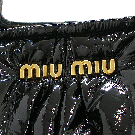 MiuMiu(미우미우) RN0649 MATELASSE(마테라쎄) 페이던트 토트백 + 숄더 스트랩