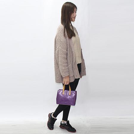 Louis Vuitton(루이비통) 베르니 리드 PM M91087 토트백 이미지7 - 고이비토 중고명품