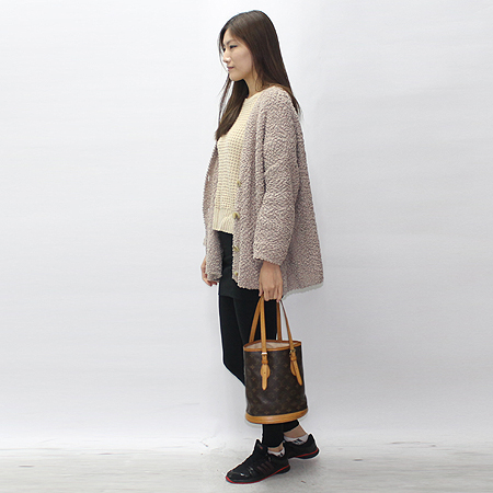 Louis Vuitton(루이비통) M42238 모노그램 캔버스 바겟 숄더백