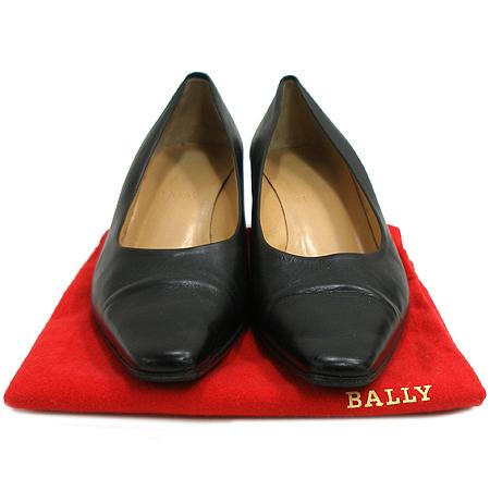 Bally(발리) 블랙 레더 여성용 구두