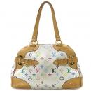 Louis Vuitton(루이비통) M40193 모노그램 멀티 화이트 클라우디아 숄더백 [강남본점]