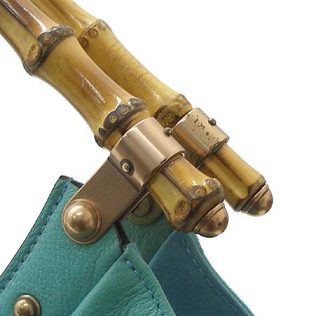 Gucci(구찌) 124293 뱀부 가죽 숄더백 [강남본점] 이미지3 - 고이비토 중고명품