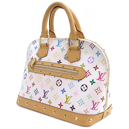 Louis Vuitton(���̺���) M92646 ���׷� ��Ƽ�÷� ȭ��Ʈ �˸� ��Ʈ��