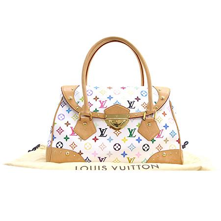 Louis Vuitton(루이비통) M40201 모노그램 멀티 컬러 화이트 비버리 GM 토트백 [강남본점] 이미지2 - 고이비토 중고명품