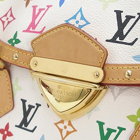 Louis Vuitton(루이비통) M40201 모노그램 멀티 컬러 화이트 비버리 GM 토트백 [강남본점] 이미지4 - 고이비토 중고명품