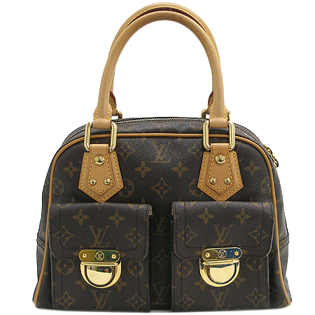 Louis Vuitton(루이비통) M40026 모노그램 캔버스 맨하탄 PM 토트백