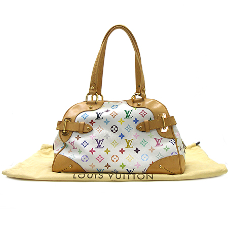 Louis Vuitton(���̺���) M40193 ���׷� ��Ƽ �÷� ȭ��Ʈ Ŭ����� �����