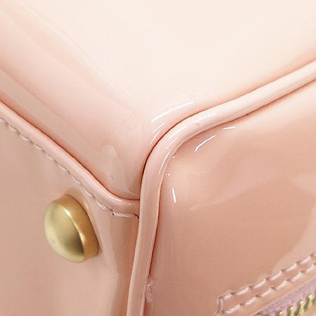 Chanel(샤넬) A27119Y02604 핑크 페이던트 트리플 코코 로고 토트백 이미지5 - 고이비토 중고명품