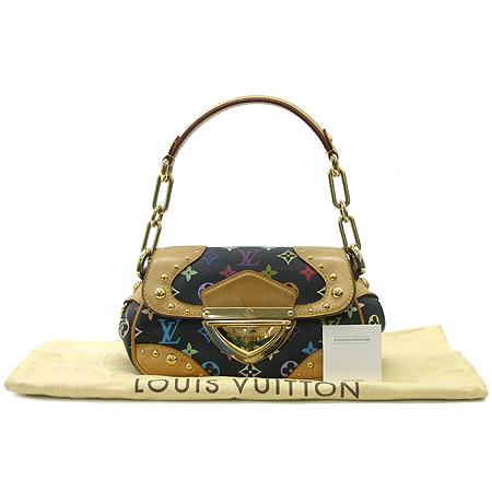 Louis Vuitton(루이비통) M40128 모노그램 멀티컬러 블랙 마릴린 숄더백