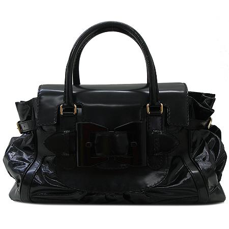 Gucci(구찌) 189883 블랙 리본 장식 토트백 [강남본점]