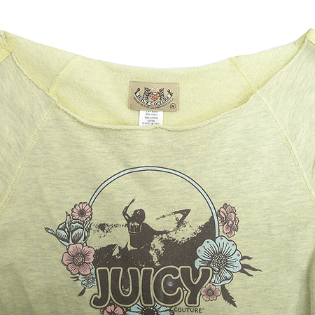 JUICY COUTURE(쥬시꾸뛰르) 민소매 티
