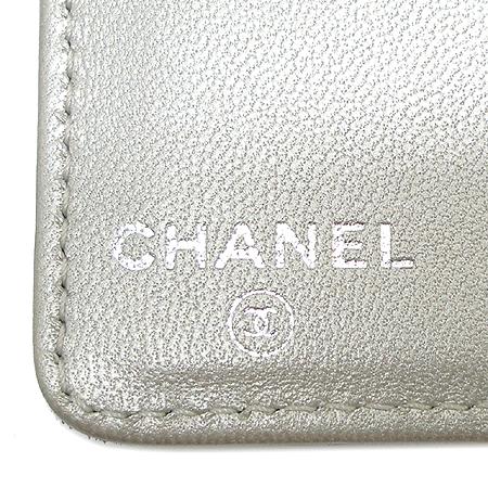 Chanel(샤넬) 램스킨 아이콘 장지갑