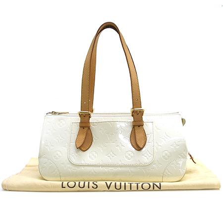 Louis Vuitton(루이비통) M93508 모노그램 베르니 펄 로즈우드 숄더백