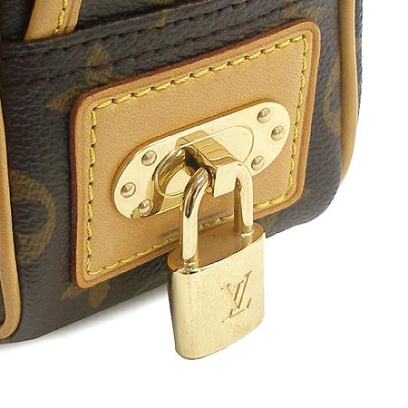Louis Vuitton(루이비통) M95175 모노그램 캔버스 퍼플 퍼포 미니 트로카데로 숄더백