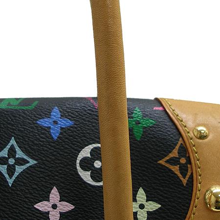 Louis Vuitton(루이비통) M40202 모노그램 캔버스 멀티 컬러 블랙 비버리 GM 토트백 [강남본점] 이미지4 - 고이비토 중고명품